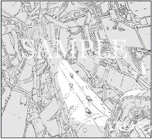 SF漫画家贰瓶勉时隔1漫画开始新v漫画--「人偶师昭年半图片