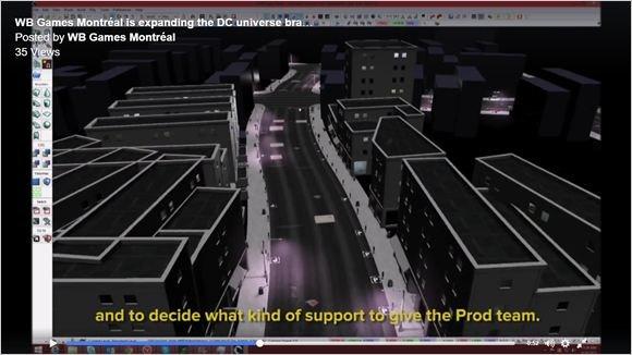 华纳蒙特利尔自曝正在制作中新《蝙蝠侠》游戏?