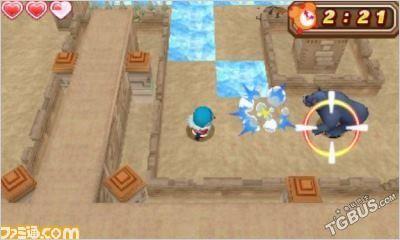 3DS游戏 哆啦A梦 大雄的南极大冒险 发布图片