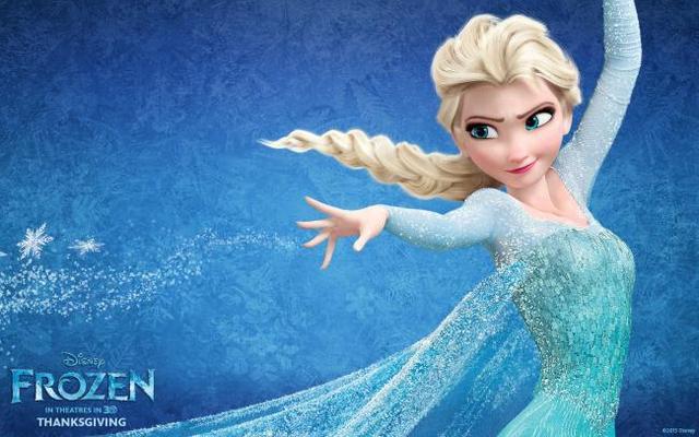 日宅:《冰雪奇缘》的艾莎女王是冰系最强角色