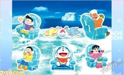 哆啦A梦 大雄的南极大冒险 今日开始发售图片