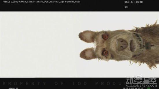 定格动画《犬之岛》公开首张海报 2018年4月北美上映