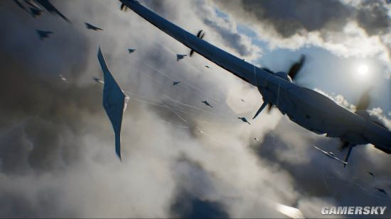 《皇牌空战7》大量新截图 30架飞机,转型写实风