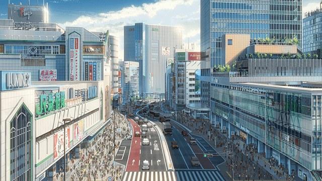 跟《你的名字.》游东京 圣地巡礼巴士8月开车