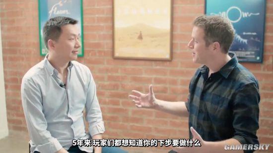 对话陈星汉:sky光遇更像是一部电视剧