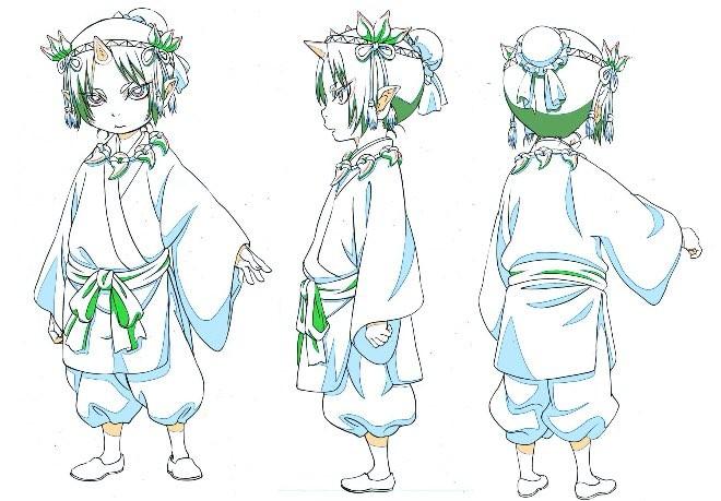 《鬼灯的冷彻》第二季动画将于10月7日开播,官方在近日公开了即将登场的孩童时代的鬼灯的人设图,同时公开的还有鬼灯儿时的玩伴鸟头和蓬,这两位角色都是初次登场,都是非常可爱的小团子,真的很想让人捏捏啊。   孩童时代的鬼灯    鸟头    蓬    《鬼灯的冷彻》描述阎罗王手下的第一辅佐官鬼灯在地狱中充满超级S的日常生活以及超现实的黑色幽默。主要舞台是描述住在日本的地狱的当地居民们的生活,除此之外还有神话、日本童话、怪谈等多数故事人物登场,另外不限于日本,国外的恶魔和妖怪也会出现。