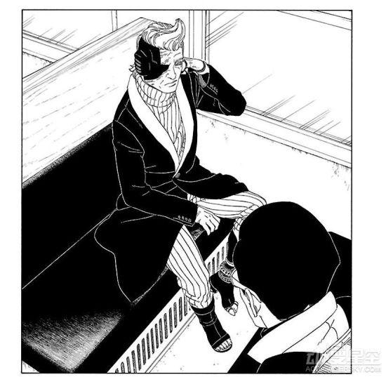 《博人传》苍穹17话:漫画丸遇险前木叶已成敌破斗最新战友漫画图片