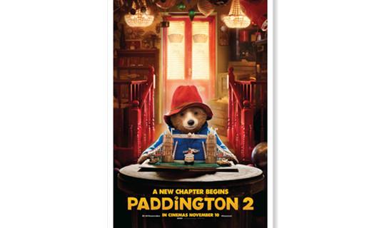 温暖的宝物 《帕丁顿熊2》新海报公开