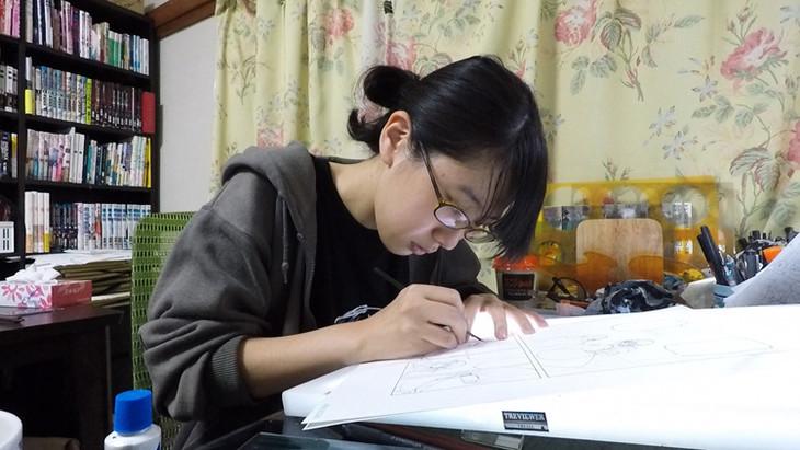 揭秘科幻不伦漫画!美食漫画家v科幻电视节目_扑来历南京美女特色图片