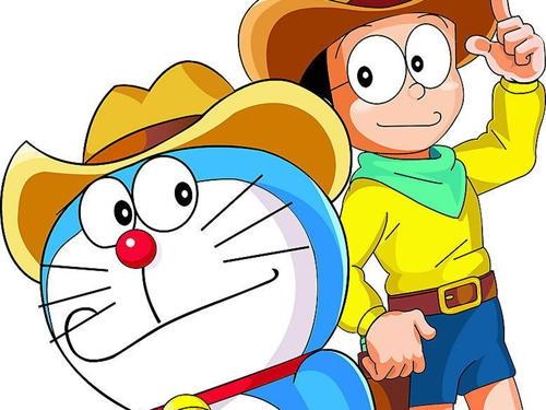 哆啦a梦动画登陆美国!蓝胖子征服世界的征程从现在开始!