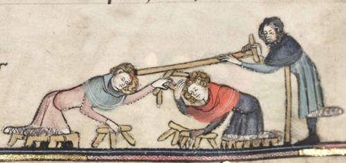 洞开很大系列 中世纪书本涂鸦 古人的想象力其实超夸张